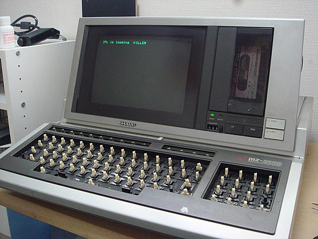 再びMZ-2000 カセットデッキ修理...
